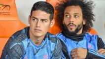"""James Rodríguez sobre el Real Madrid: """"Ya no me quiere nadie ahí"""""""