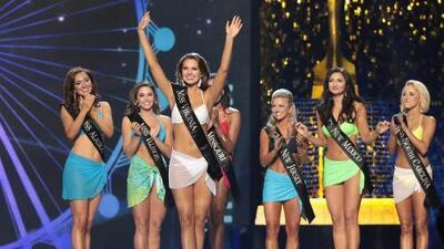 Miss America 'se quita el traje de baño' para resolver la crisis del concurso