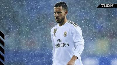 ¿Le pesa a Eden Hazard portar el número de Cristiano Ronaldo?