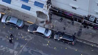 Balacera en Calle Loíza deja dos muertos y varios heridos