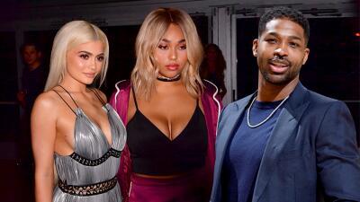 Kylie Jenner y Jordyn Woods asisten a la misma fiesta, pero Tristan Thompson también estaba en el lugar
