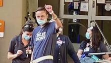 Salvan a paciente al borde de la muerte por el covid con el tratamiento ECMO; una especie de pulmón artificial