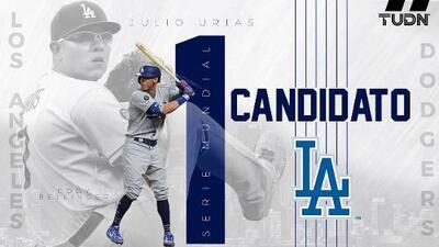 Dodgers, candidato número uno a la Serie Mundial