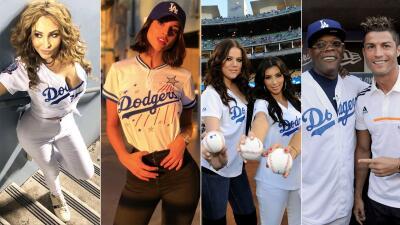 Famosos que llevan a los Dodgers en el corazón y celebran su supremacía en la División Oeste