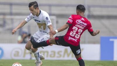 Cómo ver Lobos BUAP vs. Pumas en vivo, por la Liga MX 3 Marzo 2019