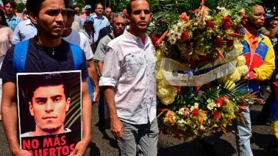 98 muertos: el saldo letal de las protestas durante el gobierno de Nicolás Maduro