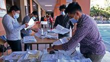 Ecuador se encamina a una segunda vuelta electoral en la que estará el socialista Andrés Arauz