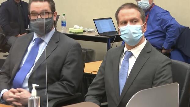 Declaran culpable de todos los cargos al expolicía Derek Chauvin por la muerte de George Floyd