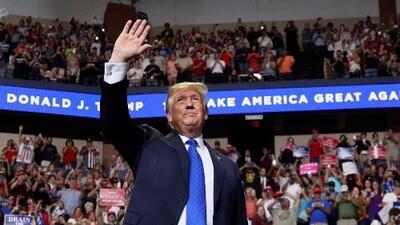 Trump se burla de Christine Blasey Ford, la primera mujer que acusó a Kavanaugh de agresión sexual