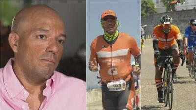 Un incendio le dejó el 75% de cuerpo calcinado, pero logró recuperarse y convertirse en deportista