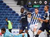 Porto termina la temporada con goliza ante el Belenenses
