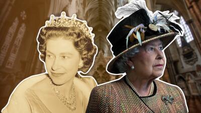 Así fue la coronación de la reina Isabel II hace 65 años