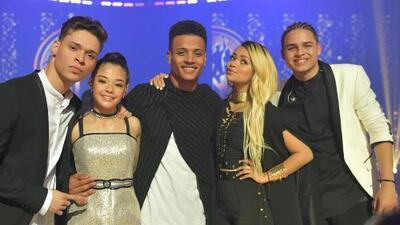 Mix Five, el grupo que ganó la segunda edición de 'La Banda', ya prepara su nuevo sencillo