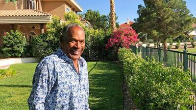 Se cumplen 25 años de la persecución policial que terminó con el arresto del exjugador OJ Simpson