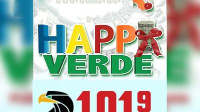 """¡Gana mucha lana con """"Happy Verde"""" en LA 101.9!"""