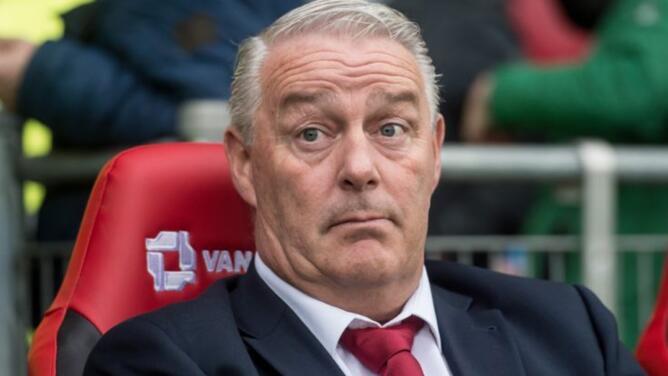¿Qué dijo el entrenador del Venlo después del 0-13 que les propinó el Ajax?