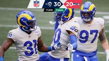 Rams elimina a los Seahawks