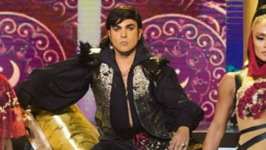 Albertano tiene a su propio 'Aladino'