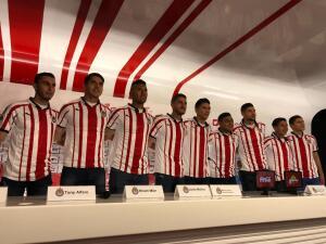 En fotos: Chivas presentó a sus refuerzos del Clausura 2019 con el deseo de volver a la cima