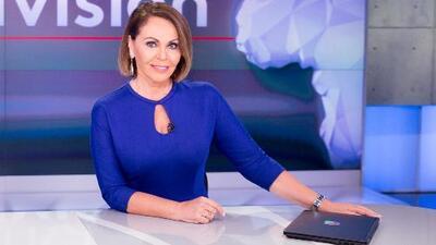 """María Elena Salinas: """"Me duele que no voy a poder dar esa noticia de que finalmente hay una reforma migratoria"""""""