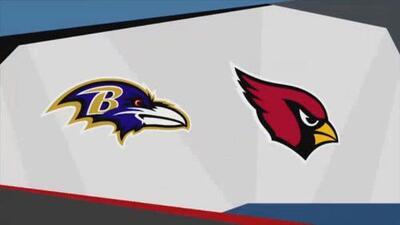 Previo del Baltimore Ravens vs. Arizona Cardinals