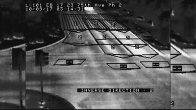 Autoridades estatales activan cámaras termales en autopistas