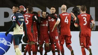Toronto es el tercer equipo de la MLS en plantarse en la gran final de la Liga de Campeones Concacaf