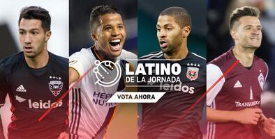 VOTA AHORA   ¿Quién es el Latino de la Jornada 8 de FutbolMLS.com?