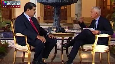 Here is the complete, uncensored interview of Nicolás Maduro by Jorge Ramos