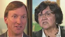 Ellos son los candidatos demócratas que quieren sacar a Greg Abbott de la gobernación de Texas