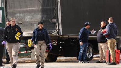 Asesinan al mafioso Frank Cali, el primer crimen contra un capo en Nueva York en más de 30 años
