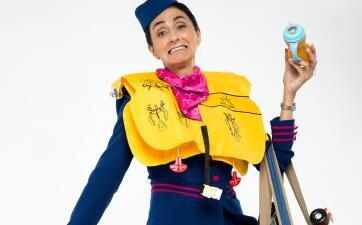 Diviértete con 'Lorenza, bebé a bordo' en Galavisión