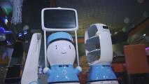 Un restaurante en el sur de Florida tuvo que usar robots para atender sus clientes por la falta de empleados