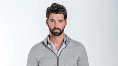 Gonzalo Peña es Francisco en 'Enamorándome de Ramón'