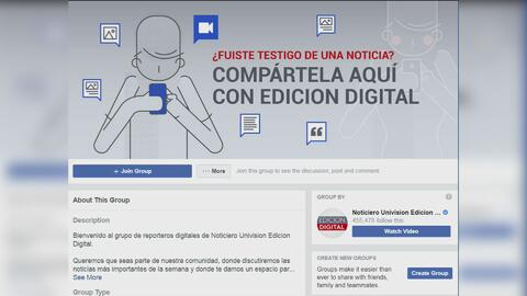 ¿Cómo ingresar a Facebook Watch para acceder a los contenidos de Univision?