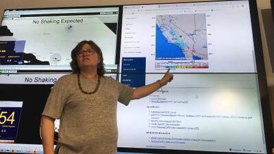 Tras terremoto en el sur de California, expertos dan consejos para hacer frente a un sismo en el Área de la Bahía