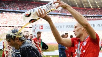 ¡Bañado de gloria! Números que demuestran la superioridad de Bayern Múnich en Alemania