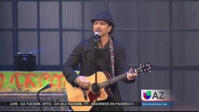 Ricardo Arjona de tour por Phoenix