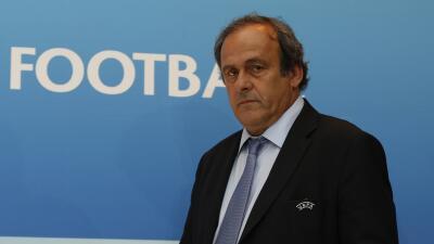 La FIFA admite a cinco candidatos a presidente... entre los que no está Platini