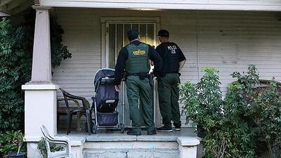 La detención de indocumentados aumentó 42% con respecto al último año de Obama