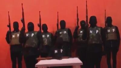 Las amenazas que un nuevo cartel del narcotráfico mexicano está difundiendo contra 'El Mencho'