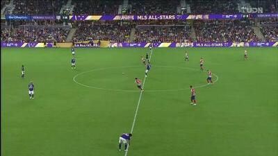 Highlights: Atlético de Madrid at MLS All-Stars on July 31, 2019