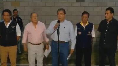 """Canciller colombiano: """"Colombia actúa de manera pacífica y sobre medidas políticas y diplomáticas"""""""