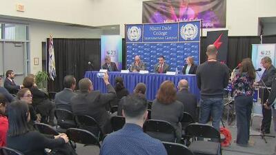 Miami Dade College se convirtió en el escenario para informarse sobre los derechos de los inmigrantes