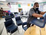Schaaf enfrenta batalla cuesta arriba para reabrir todas las escuelas públicas de Oakland en enero