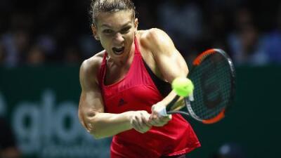 Simona Halep sigue al frente del ranking de la WTA