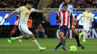 Altas y bajas de Chivas y América para el Clausura 2019