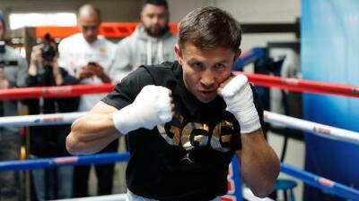 Gennady Golovkin quiere pelear contra el ganador de la pelea 'Canelo' vs. Chávez Jr.