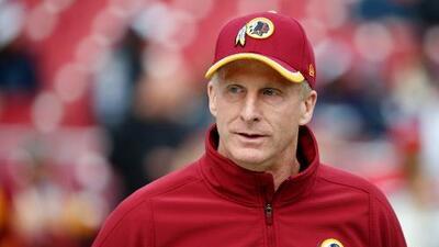 Jim Haslett contratado como consultor del equipo de fútbol americano de Penn St.