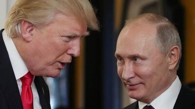 Debate: Donald Trump, Vladimir Putin y sus respuestas sobre la intervención rusa en EEUU